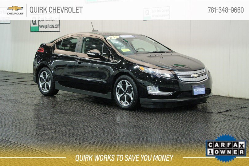 Certified Pre Owned 2017 Chevrolet Volt