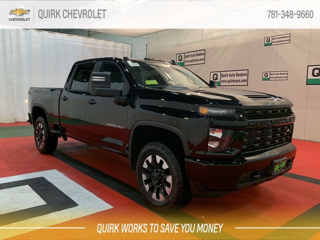 Usaa Discount Quirk Chevy In Braintree