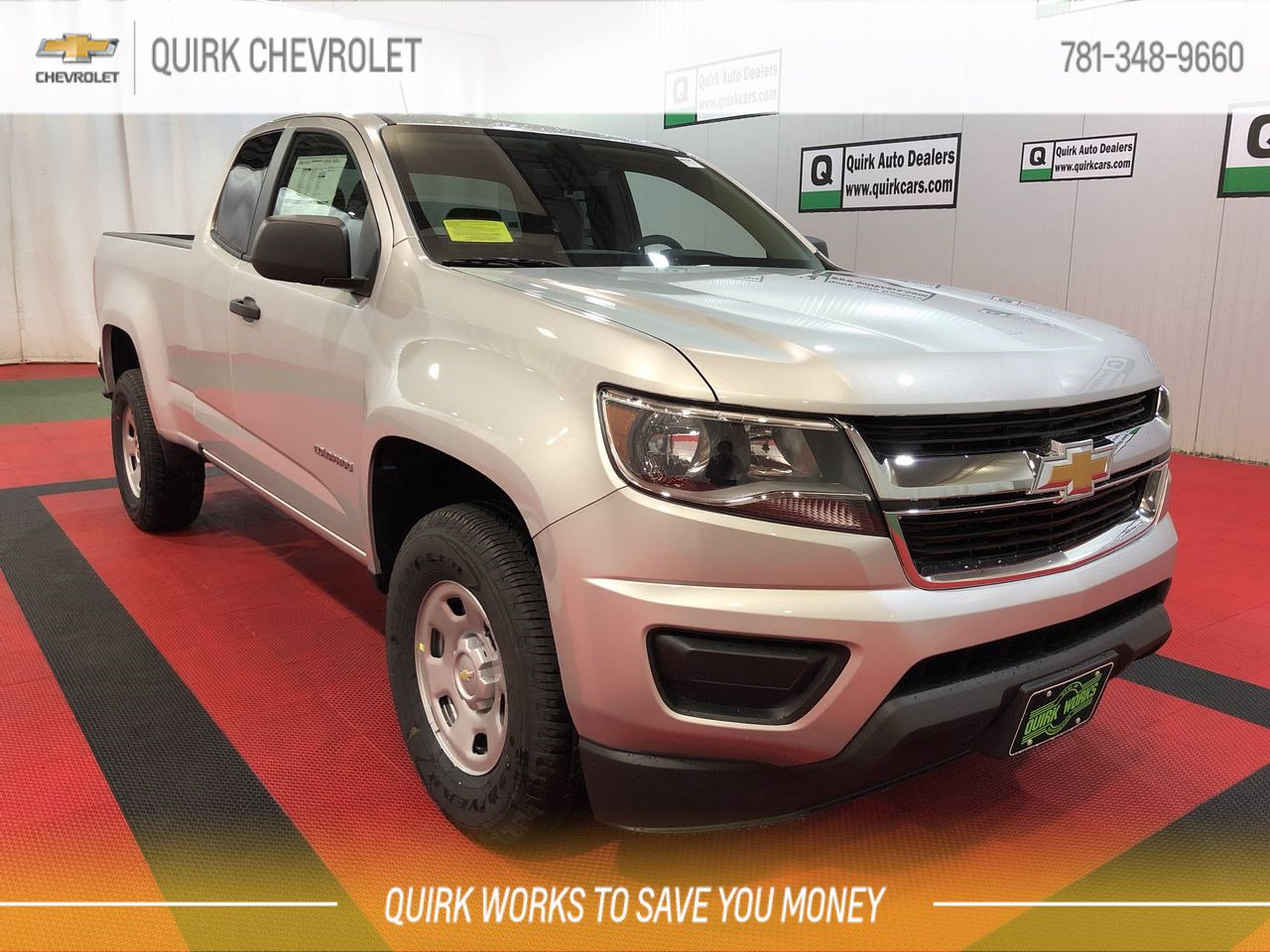Certified Pre-Owned 2020 Chevrolet Colorado 2WD Work Truck