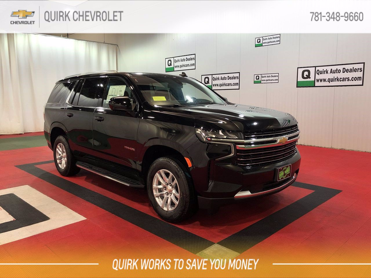 2021 Chevrolet Tahoe 4x4 LT, leather - ALL NEW 2021