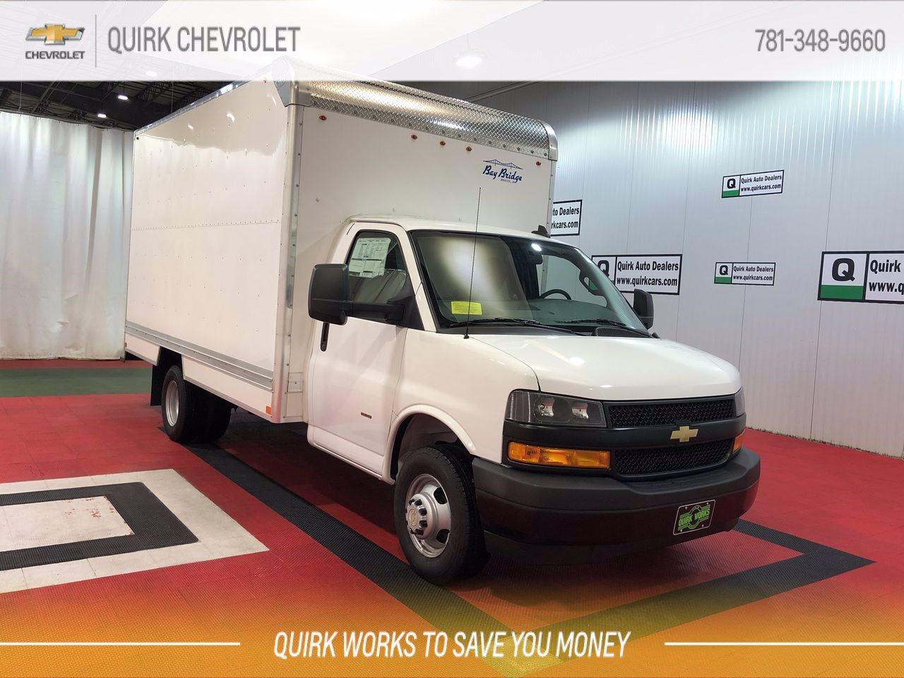 New 2020 Chevrolet Express Commercial Cutaway L