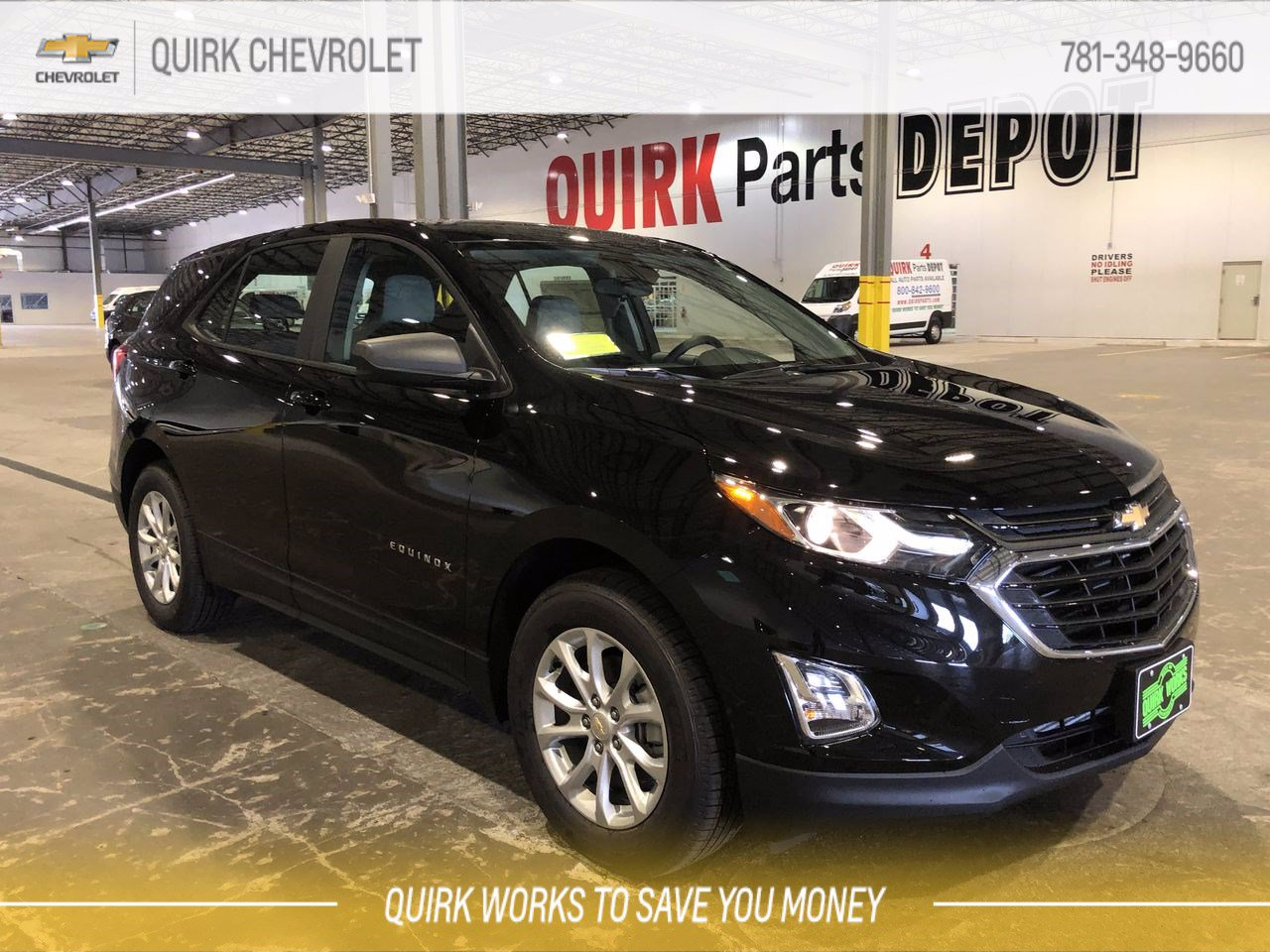 2020 Chevrolet Equinox Over 100 Available!