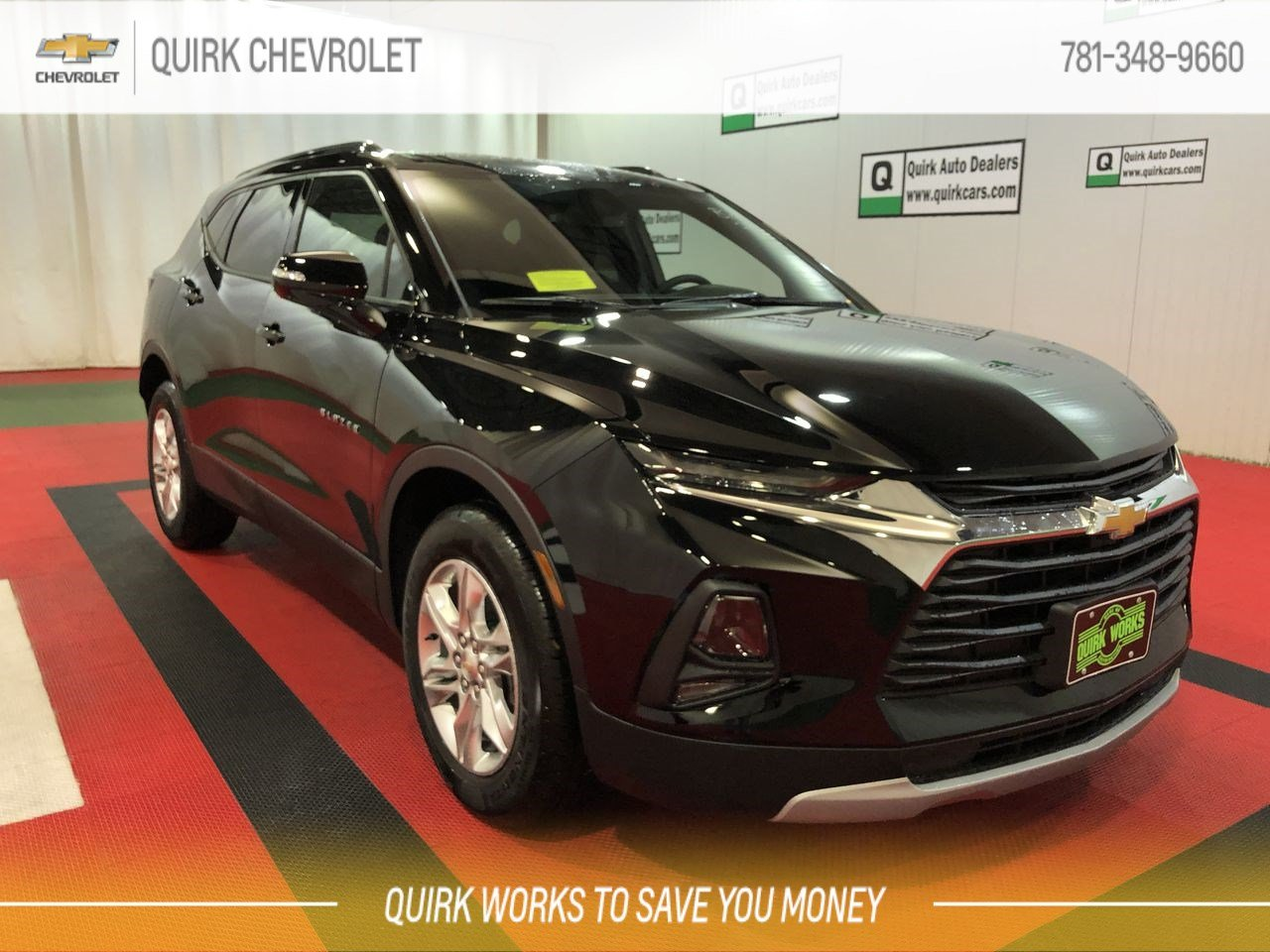 2019 Chevrolet Blazer V6 Awd Conv Conf Package Quirk Chevrolet