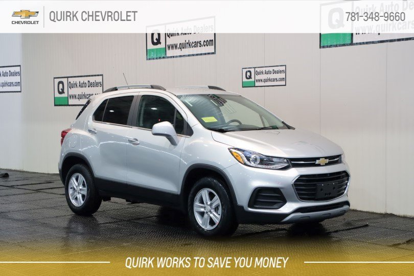 2019 Chevrolet Trax ALL WHEEL DRIVE LT w/ Conv. Package