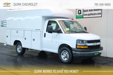New 2019 Chevrolet Express Commercial Cutaway G3500 EXPRESS CUTAWAY/RV