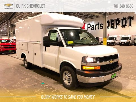 New 2019 Chevrolet Express Commercial Cutaway L