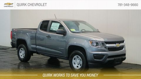 New Chevrolet Colorado In Braintree Quirk Chevrolet