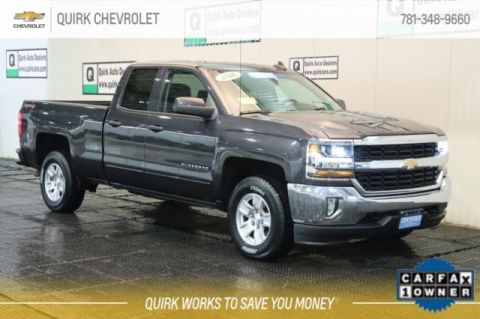 Certified Pre-Owned Vehicles | Braintree Quirk Chevrolet