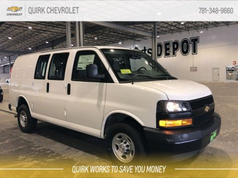 New 2019 Chevrolet Express Cargo Van BASE