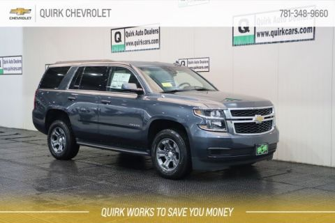 New Chevrolet Tahoe In Braintree Quirk Chevrolet
