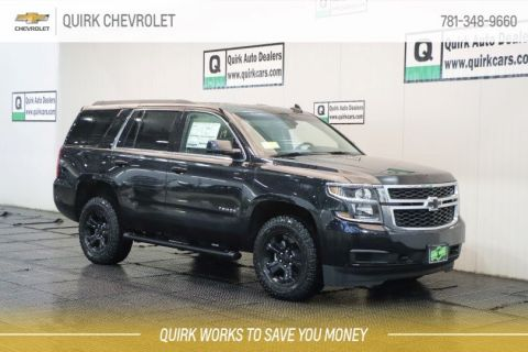 2020 Chevrolet Tahoe 4WD, Leather Seats, Remote Start ...