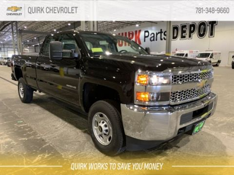 New Chevy SIlverado 2500HD Lease Deals | Quirk Chevrolet near Boston MA