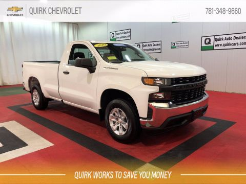 Certified Pre Owned Specials Braintree Quirk Chevrolet