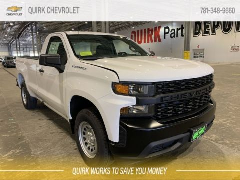 New Chevy Silverado 1500 Lease Deals | Quirk Chevrolet near