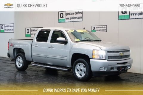Certified Pre-Owned 2011 Chevrolet Silverado 1500 LT Z71
