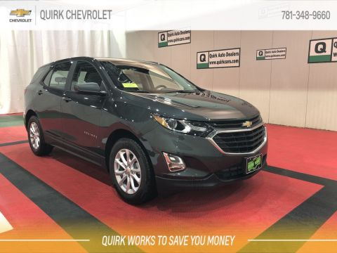 2020 Chevrolet Equinox Over 150 Available!