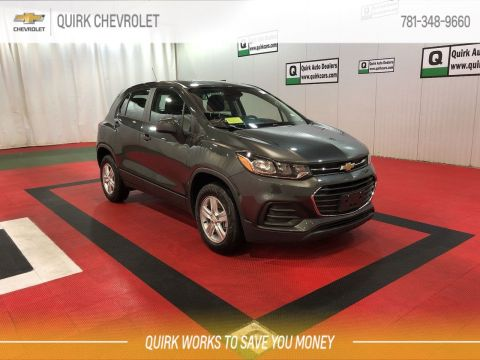 New Chevy Vehicles in MA at Quirk Chevy MA